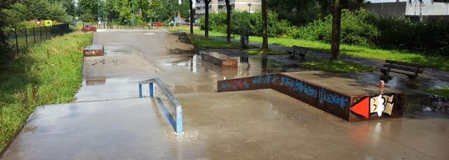 Skatepark De Bilt