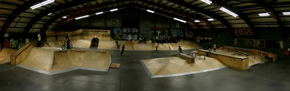 The Promise Skatepark