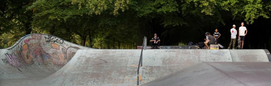 Malieveld Skatepark