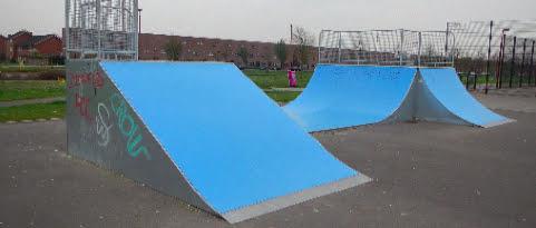 Skatepark Galecop Nieuwegein