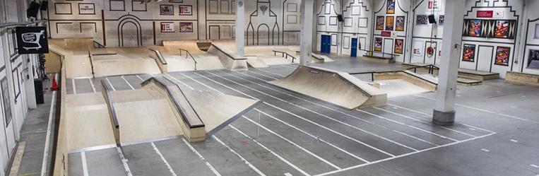 Utrecht SkatePark