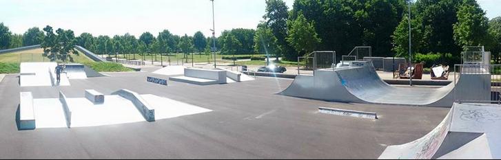 Skatepark Zeewolde